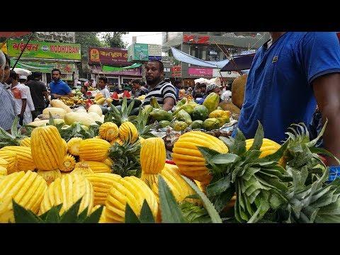 Amazing Fruits Market | Beautiful Muslim Ramadan Iftar Bazar Old Dhaka Bangladesh