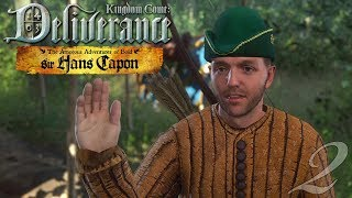 KOŚCIANY TURNIEJ [#2] Kingdom Come: Deliverance [DLC]