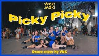 [KPOP IN PUBLIC] Weki Meki 위키미키 - Picky Picky Dance Cover by YNG