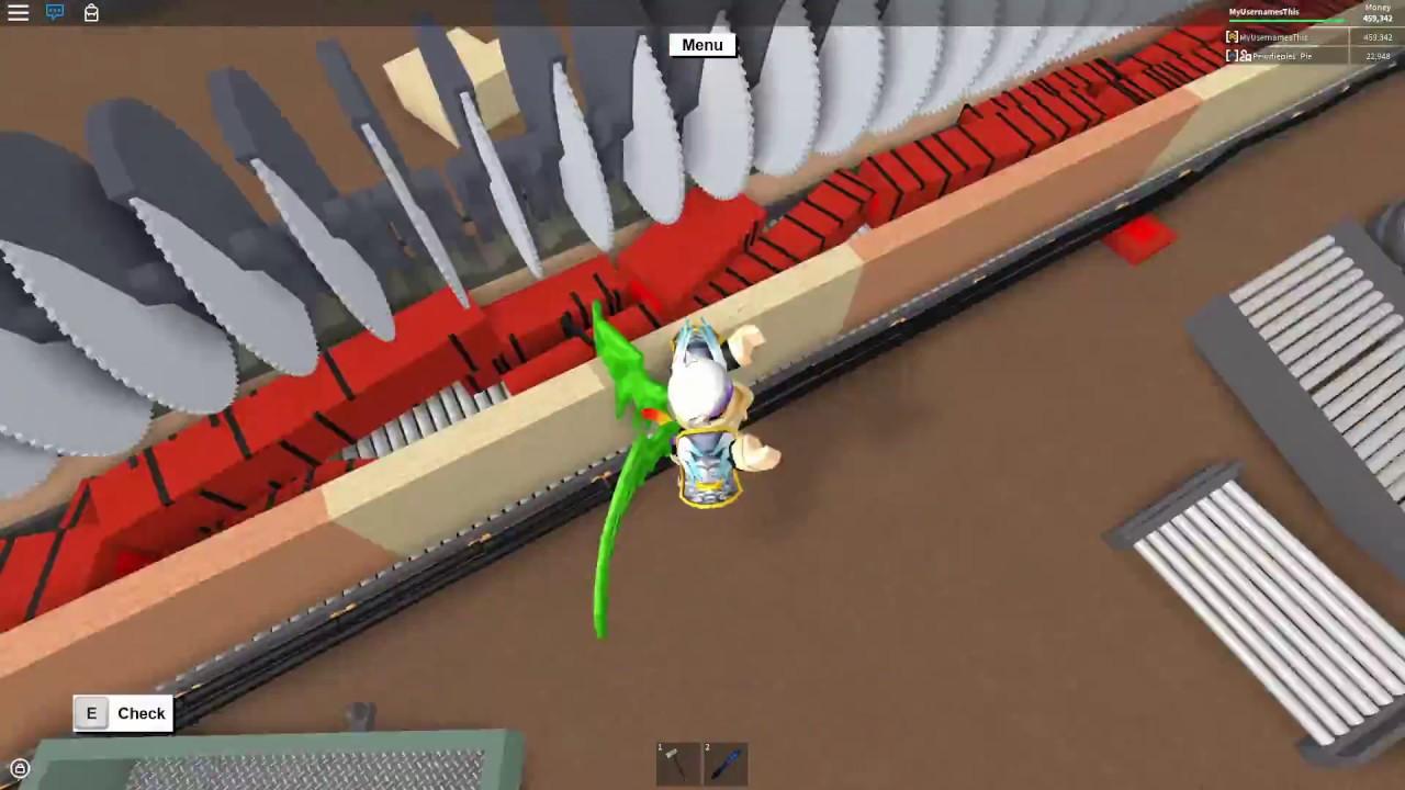 Roblox: Lumber Tycoon 2: Christmas Day MEGA LAVA WOOD TREEFETTI