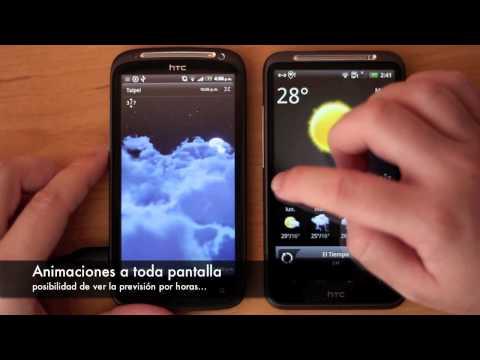 HTC Sensation, un paseo por HTC Sense 3.0