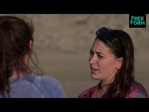 Monica the Medium 2x02 Sneak Peek: Surf Reading     Freeform
