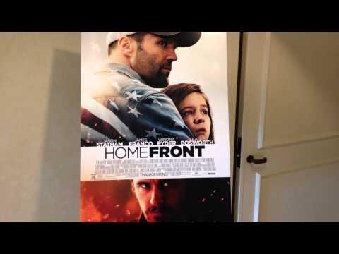 HOMEFRONT Q&A ft. James Franco, Winona Ryder, Kate Bosworth, Jason Statham and more