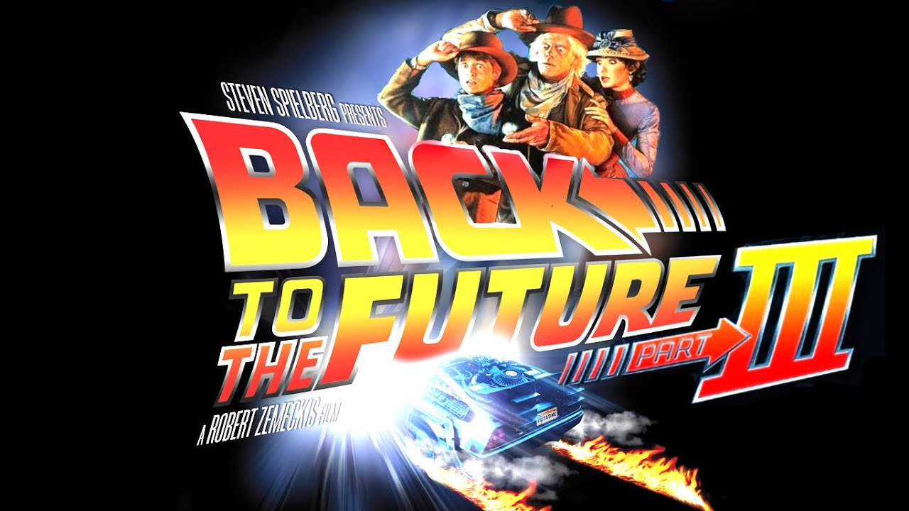 Image result for back to the future 3