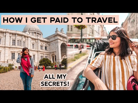 How I Became a TRAVEL VLOGGER | Make Money Even if You're Just Starting Out as a YouTuber!
