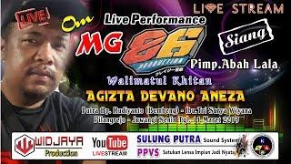 Live  Streaming MG 86 Production Live Pilangrejo - Juwangi Khitanan AGIZTA DEVANO ANEZA