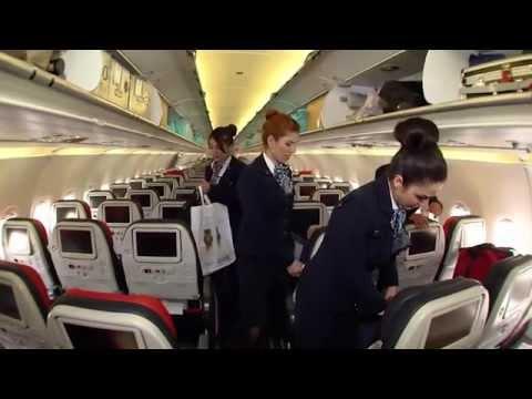 """Торжественное открытие рейса авиакомпании """"Turkish Airlines"""""""