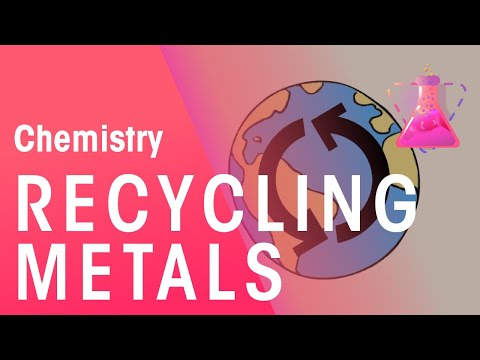 Recycling Metals   Chemistry for All   The Fuse School