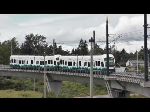 ST Light Rail @ Tukwila International Blvd Station