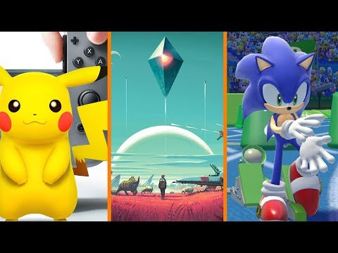 Pokemon Switch First Details? + No Man's Sky Is BACK + Video Games at the Olympics - The Know