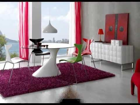 Mesas de dise o novedades decoracion salones comedores for Decoracion salones