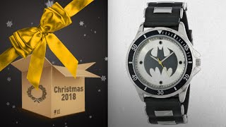Best Of Dc Comics Men Watches Gift Ideas / Countdown To Christmas 2018! | Christmas Countdown Guide