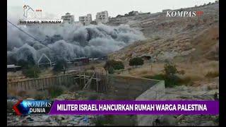 Download lagu Militer Israel Hancurkan Rumah Warga Palestina di Jerusalem Timur