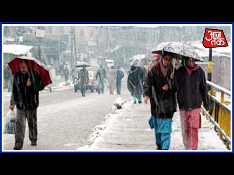 Leaders miss Republic Day celebrations in Kashmir due to heavy Snowfall