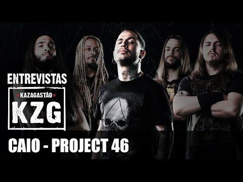 CAIO (PROJECT46) em Kaza! - entrevistado por Gastão Moreira