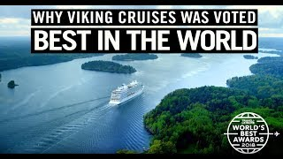 This Cruise Line was Voted Best in the World