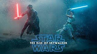 Новые кадры c 9 эпизода Звездные Войны: Восхождение Скайуокера | ТВ ЗВ