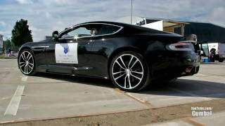 Aston Martin DBS Carbon Black Edition + SLS AMG - Sound!!