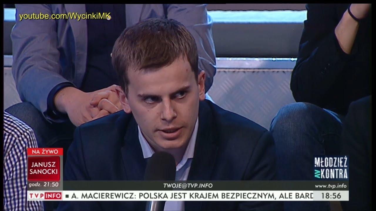 Młodzież kontra 620: Dominik Feliks (KASE) vs Jan F. Libicki (PO) 02.12.2017