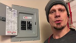 Residential Kitchen Remodel - Electrical Code Requirements - How Many Circuits Are Required? Part 1