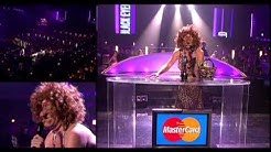 Busted win Pop Act presented by Leigh Francis (as Mel B) | BRIT Awards 2004