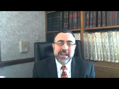 Video Vort - Kedoshim 5774 - Rabbi Etan Tokayer