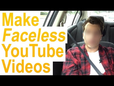How to Create YouTube Videos Without Showing Your Face