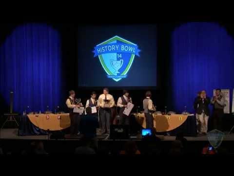 WV History Bowl 2014 - WV Culture Center, Charleston, WV