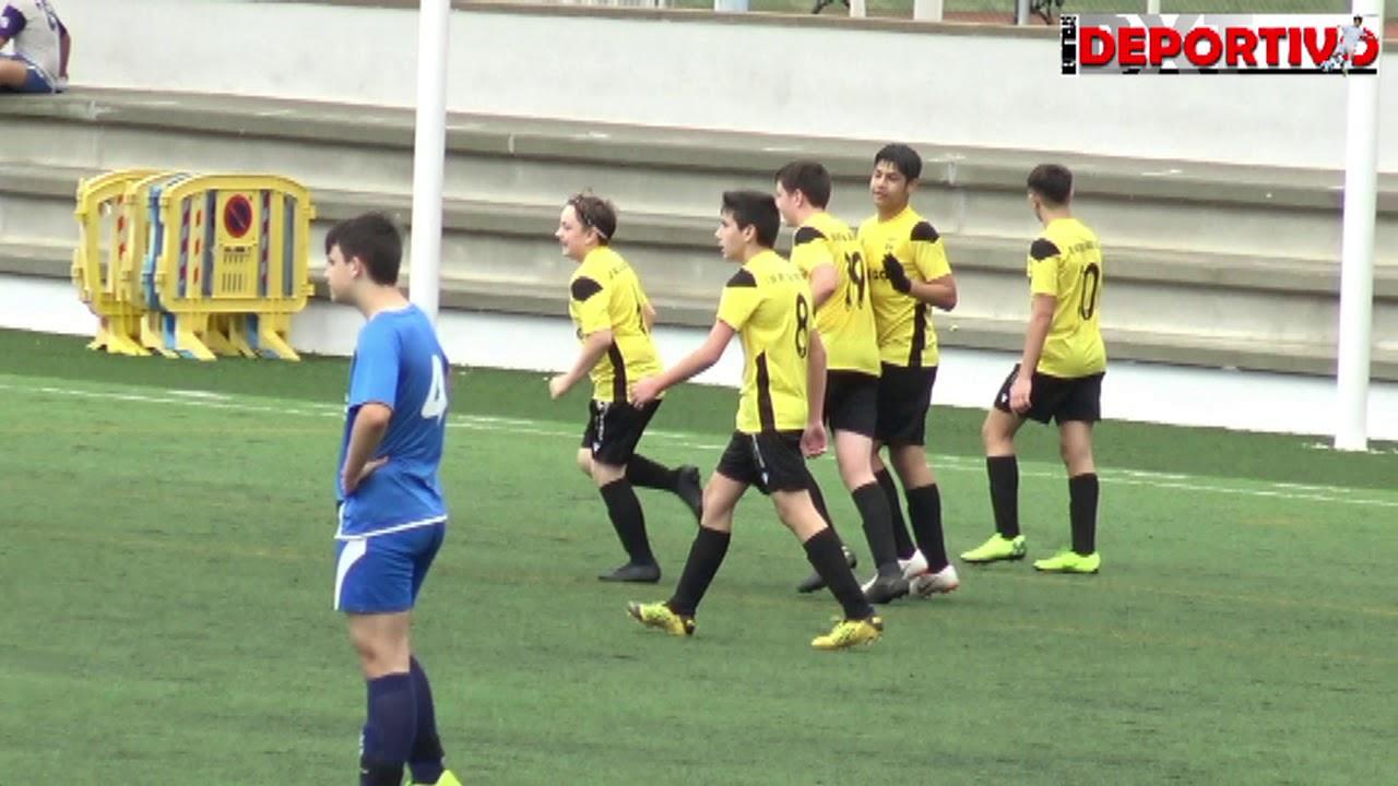 Vídeo resumen del partido entre el Cadete del CF Benidorm y el Pedreguer
