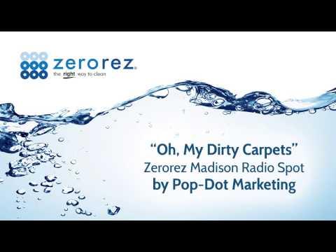 """Oh, My Dirty Carpets"" Zerorez Madison Radio Spot"