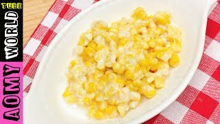 Best Butter Sweet Corn Recipe | Sweet Corn | Simple Recipes | COOK AT HOME | YUMMY ❤