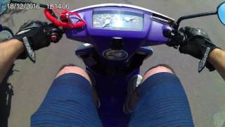 Scooter Jog X RD350