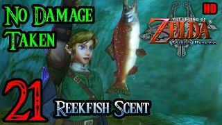 Zelda Twilight Princess Wii 100% Walkthrough 1080p HD Part 21 - Reekfish Scent