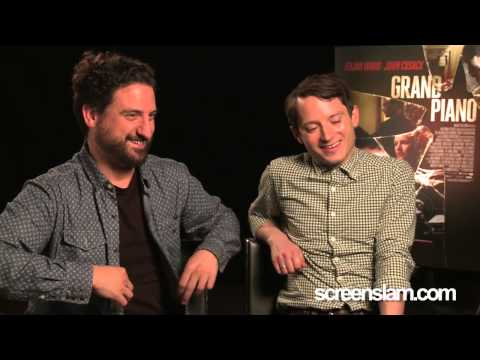 Grand Piano: Exclusive Interview with Elijah Wood & Eugenio Mira