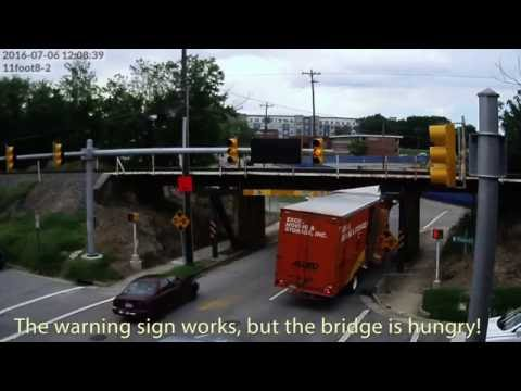 Very hungry canopener bridge defeats fancy, new warning system