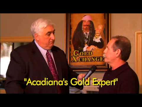 The Gold Expert of Acadiana - Investing in Gold
