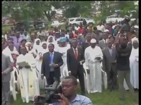 Edo State CAN Prays For Security