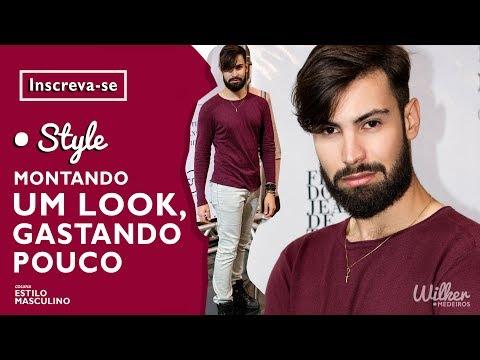 Wilker Medeiros -  MONTANDO UM LOOK GASTANDO POUCO