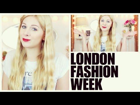 Interning At London Fashion Week - My Experience & Advice   Sofairisshe
