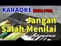 JANGAN SALAH MENILAI - Tagor Pangaribuan | KARAOKE HD