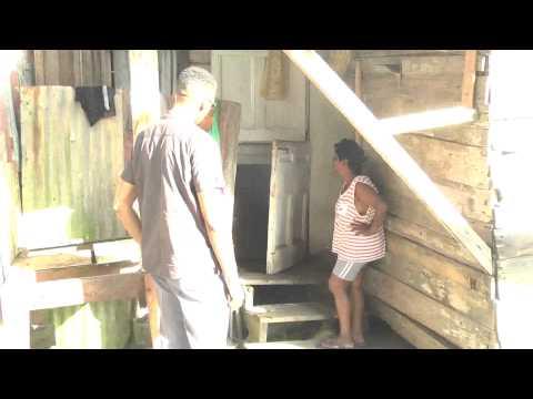 Pensioners Robbed on Leotaud St. San Fernando - Jan. 8, 2014 - Trinidad & Tobago