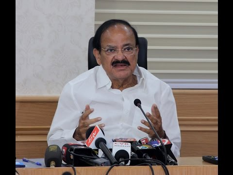 Announcement of third list of smart cities by Minister of Urban Development Shri. M Venkaiah Naidu