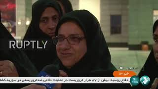 Iran: Thousands of pilgrims trek to Karbala for Arbaeen