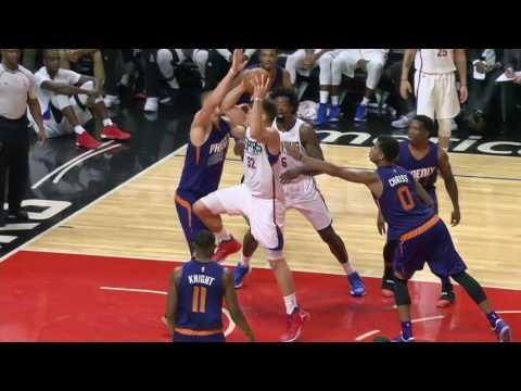 Phoenix Suns vs Los Angeles Clippers | October 31, 2016 | NBA 2016-17 Season