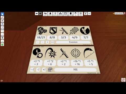 Valkyrie Sky Tabletop Simulator RPG Assets