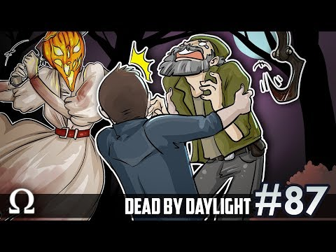PUMPKINHEAD NURSE ON THE PROWL!   DBD #87 Multiplayer Mixed Rounds