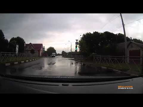 Проезд на красный (г. Алексеевка Белгородской области)