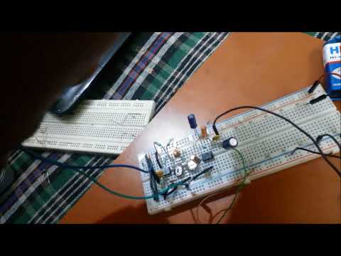 voice changer circuit youtube