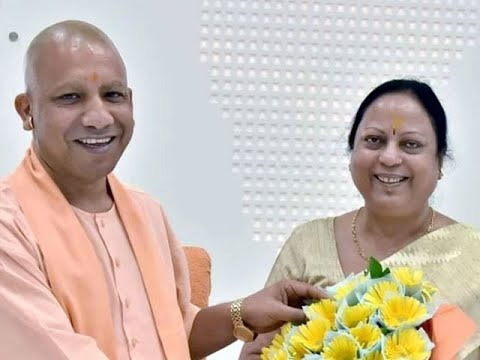 UP Cabinet minister Kamal Rani Varun dies due to COVID-19, CM Yogi expresses condolences