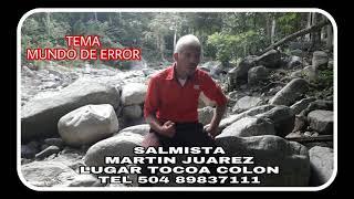 Gambar cover SALMISTA MARTIN JUAREZ//TEMA MUNDO DE ERROR